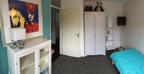 Rustige fijne kamer in centrum van Nederland!
