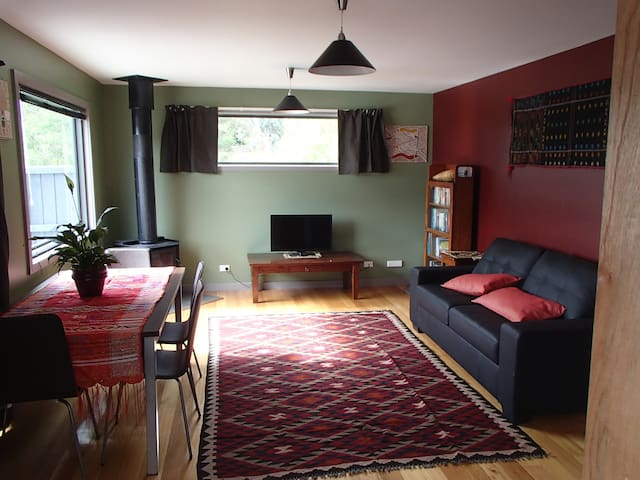 Mountain View Guest House - South Hobart - Maison