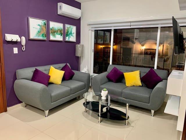 Suite Lola - Bello departamento en Mazatlán