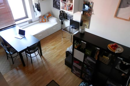 Cosy studio 5min from city center - Инсбрук