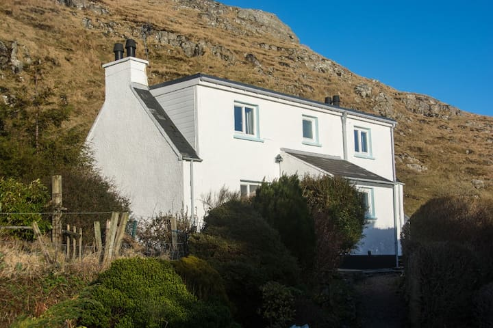 Self-catering Harris holiday home - Isle of Harris  - Dům
