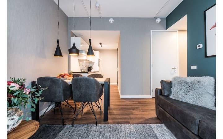 1-Bedroom Apartment in Trendy NDSM District