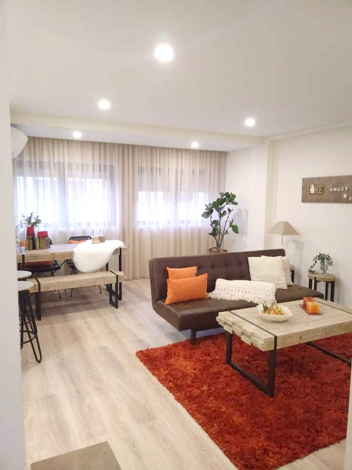 Apartment with 2 bedrooms in Braga, with WiFi
