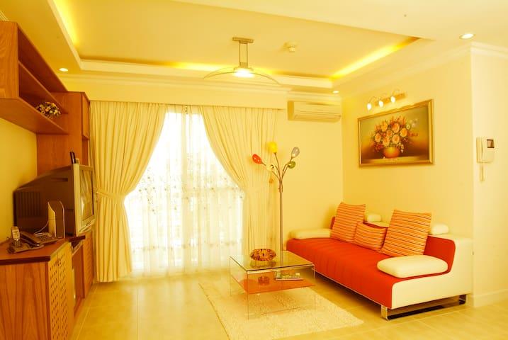 service apartment in airport area. - Ho Chi Minh City , Tel : +84-8-39484209 , Mobile : +84-902822222 - Apartamento
