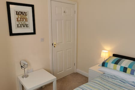 Harmony Heights - Small Double Room