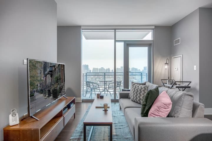 Lovely Lincoln Park 1BR with built-in amenities by Blueground