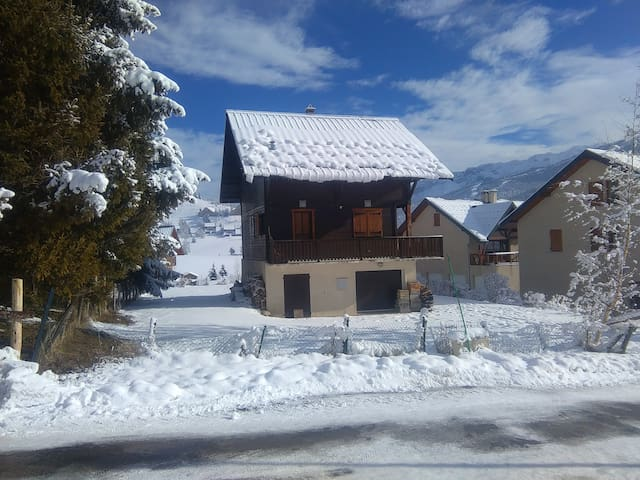 Chalet du Lauzet, 12 places - Corrençon-en-Vercors - House