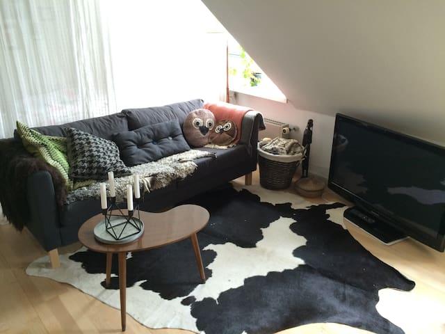 Dejlige og rolige omgivelser tæt på Aarhus C - Brabrand