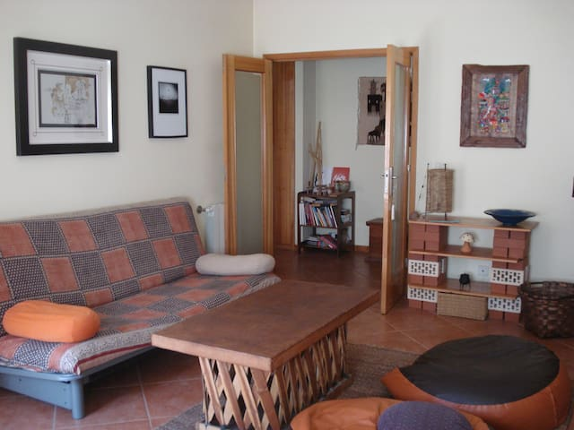 Cosy apartment at (Beach / Plage)