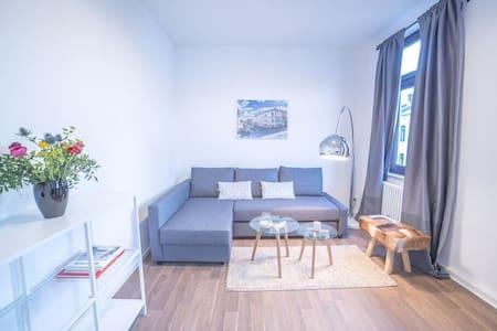 Un apartamento precioso justo en el Viertel