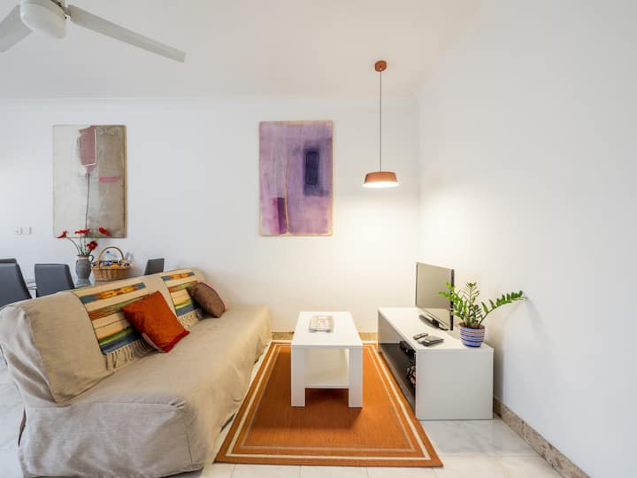 One bedroom apartment (twin/dbl)