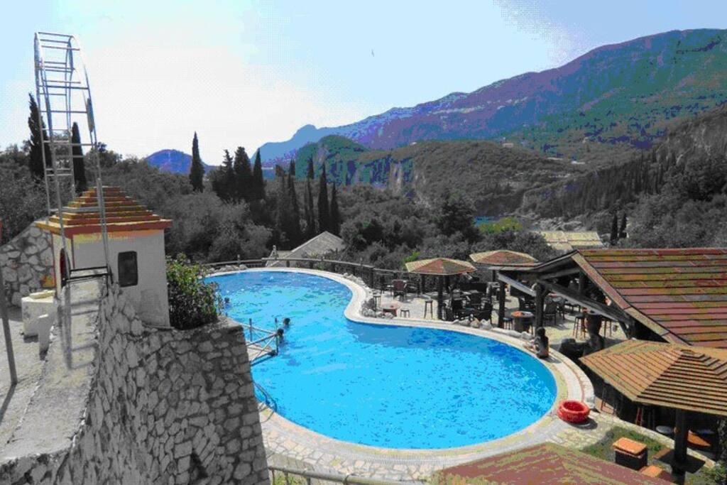 Shambala Pool