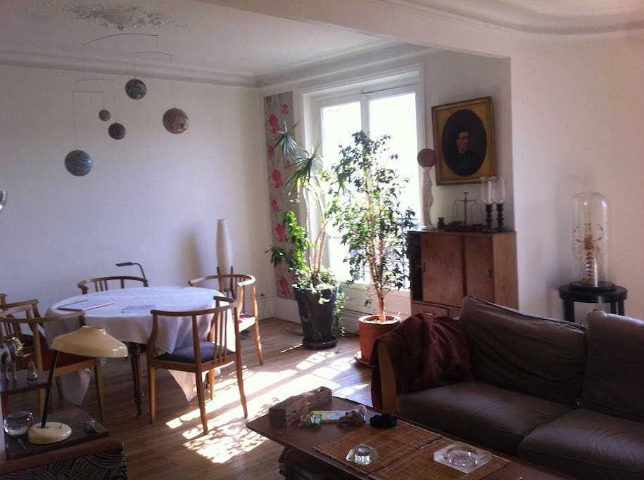 Chambre appartement hausmanien apartments for rent in for Chambre arbitrale de paris