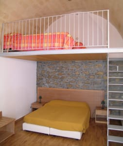 Caratteristico monolocale in centro - Montescaglioso - Haus