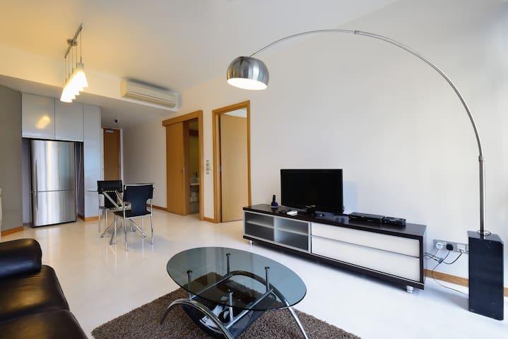Anson Premium 1 BedroomAptTH - Singapur - Apartament