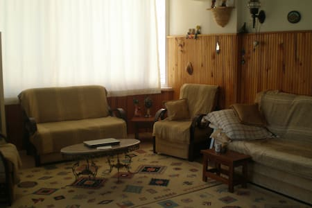 Современный комплекс в Алании - Türkler/Алания Турция - Apartament