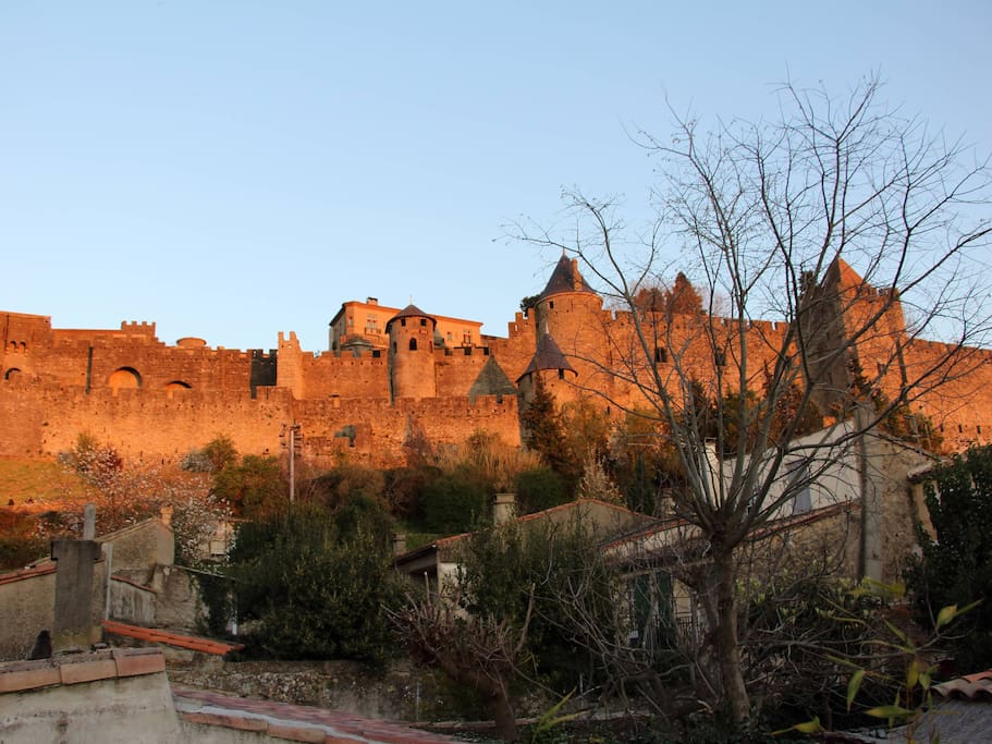 Bed breakfast in carcassonne chambres d 39 h tes louer - Chambres d hotes languedoc roussillon ...