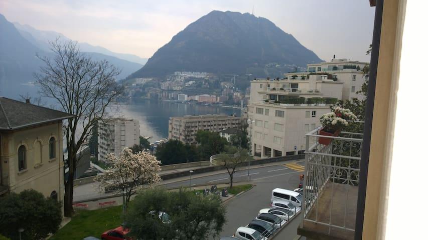 LUGANO DOWNTOWN RESIDENCE LAGO - Lugano - Дом