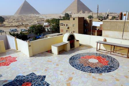 The Pyramids Loft - Giza