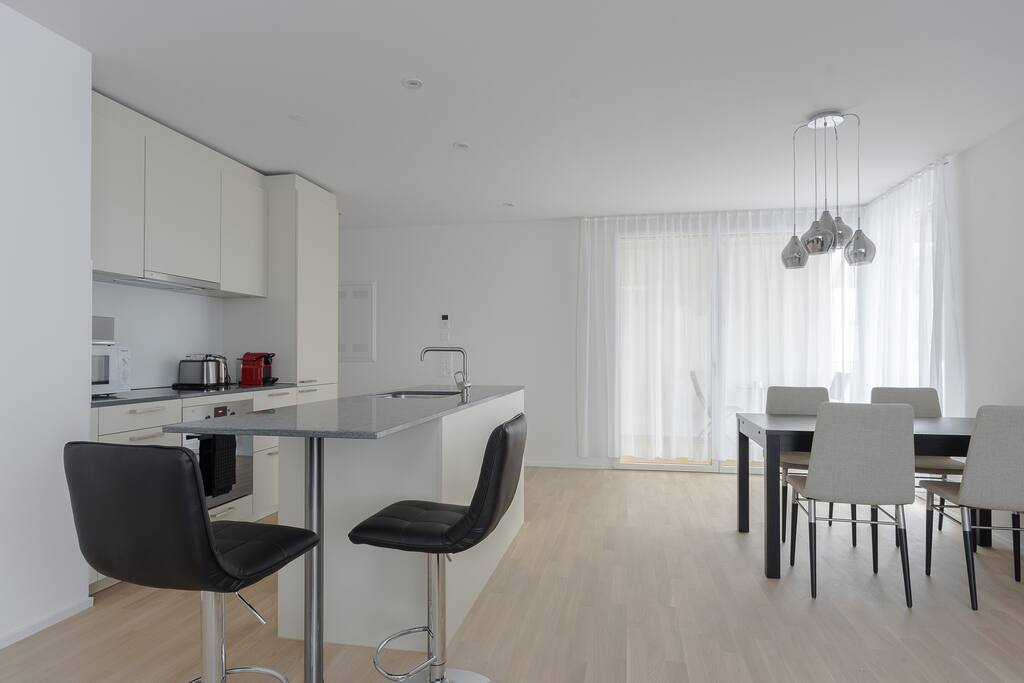 Living room+kitchen
