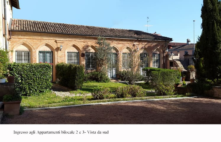 Certosa di Pavia in Villa Storica - Certosa di Pavia - Huoneisto
