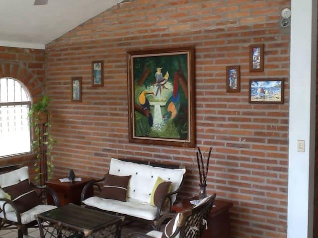 Beautiful, One bedroom bungalow - Bucerías - Hus