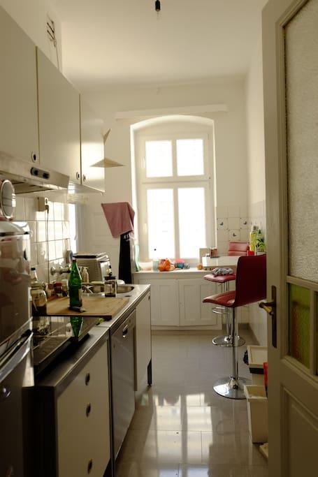 Küche - Kitchen - Cocina