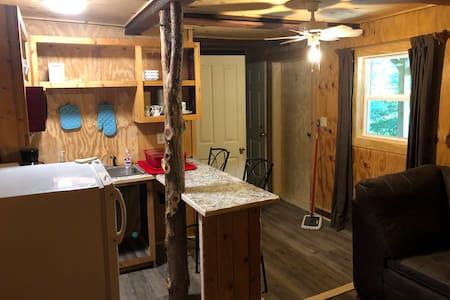 Horton Holler Cabin