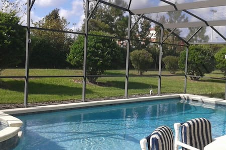 Your Home Near Disney/Universal/Sea World - Clermont