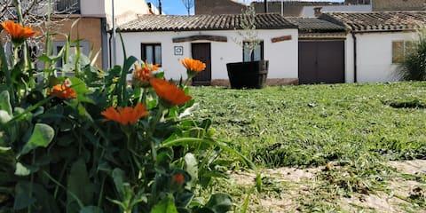 LA MIMOSA un encanto en la Bardena .Reg UCR01126