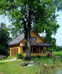 Villa near Kaunas - Kampiškiai