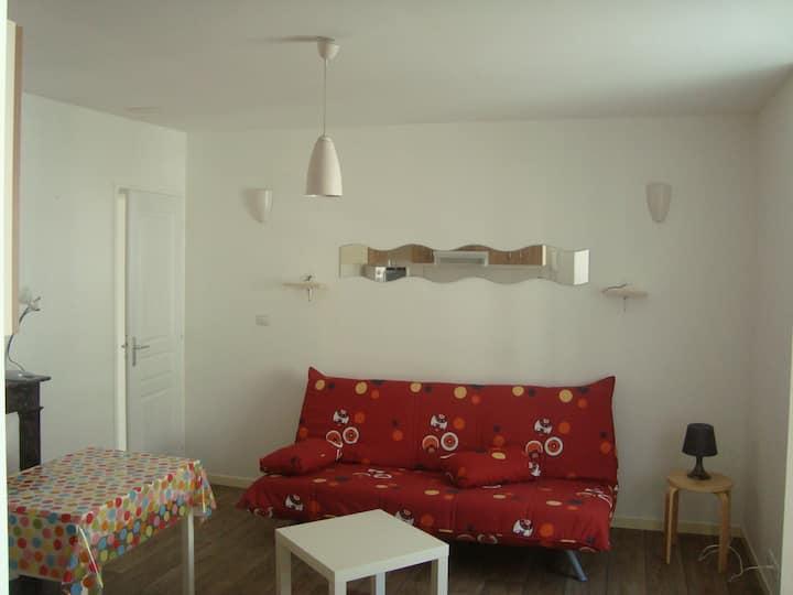 Appartement 25m2, proche gare