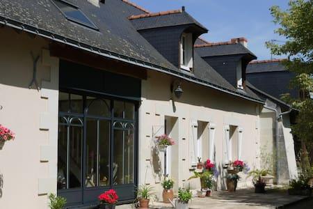 Chambre d'hôte à proximité Saumur - Les Rosiers-sur-Loire