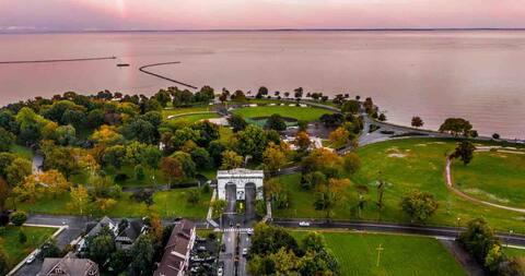 Fall Sale 🍁 Cozy Historic 1BR APT 🍁 Seaside Park