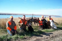 Fall means pheasant season in the heart of the greatest pheasant hunting on earth!
