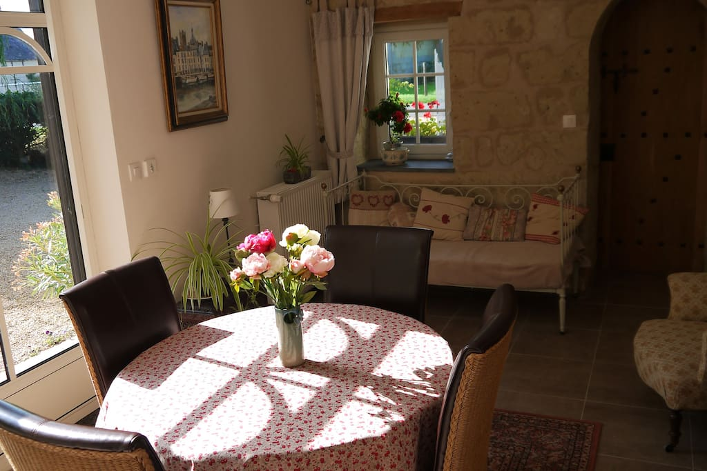 Chambre d 39 h te proximit saumur guesthouse for rent in for Chambre d hote saumur