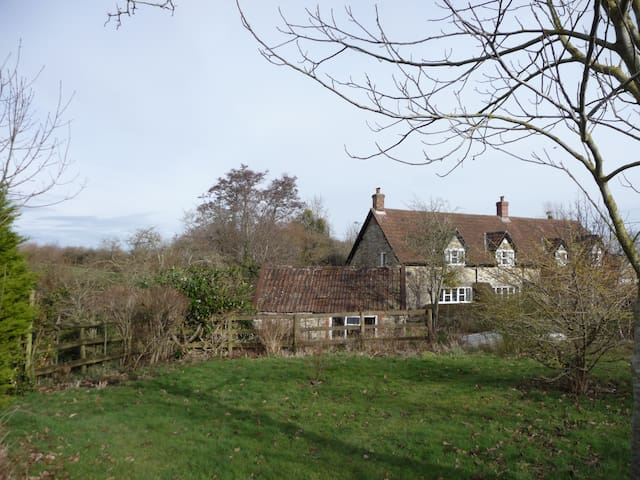 Double Room Country Cottage - Staple Fitzpaine