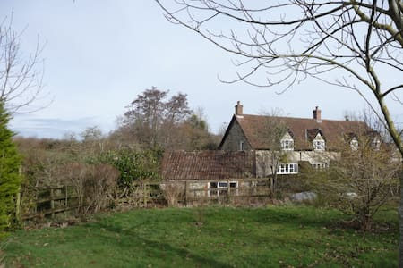 Double Room Country Cottage - Staple Fitzpaine - Bed & Breakfast
