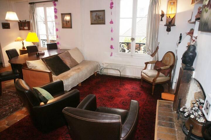 Le Marais House town 3 bedroom flat - Paris - Haus