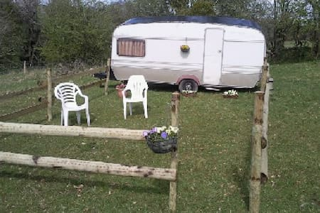 Old style caravan: quiet location - Herefordshire - Andet