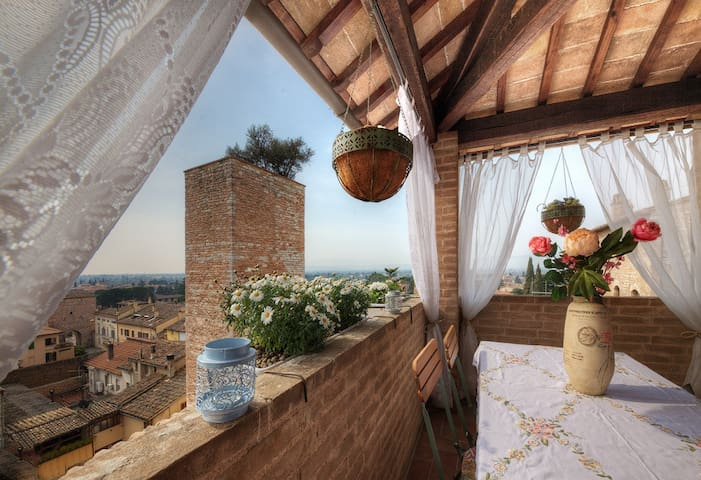 SPELLO HOUSE Altana bright suite