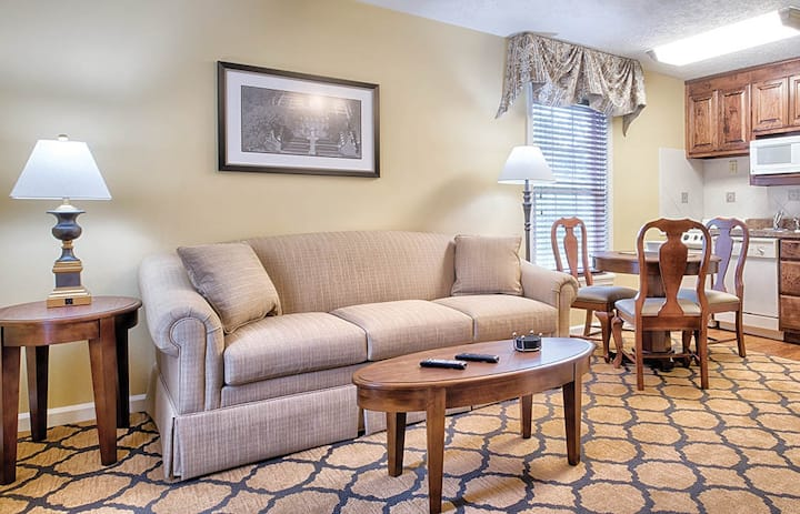 Wyndham Patriot's Place Resort 1BR, 1FULL BA