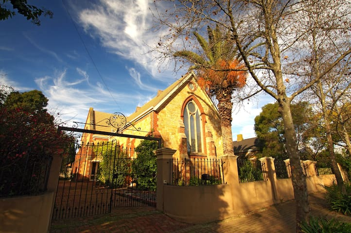 Adelaide Heritage Church