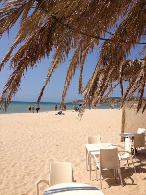 Le famose spiagge di Chia