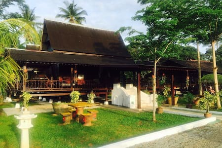 50's Lotus Village (B: Long House) - Kuala Sungai Bahru
