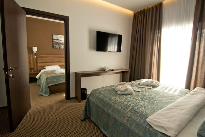 Sky Inn Hotel - Family Room