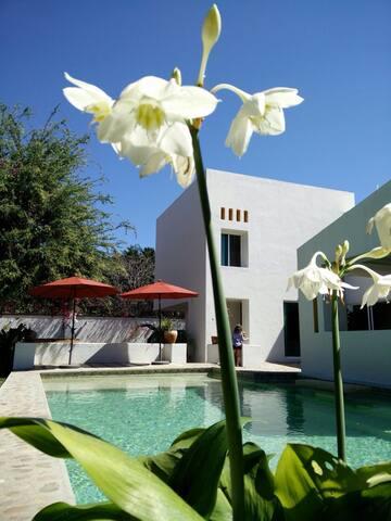 Hermosa Casa Mexicana Contemporánea - Tezoyuca