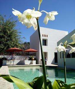 Hermosa Casa Mexicana contemporánea - Maison