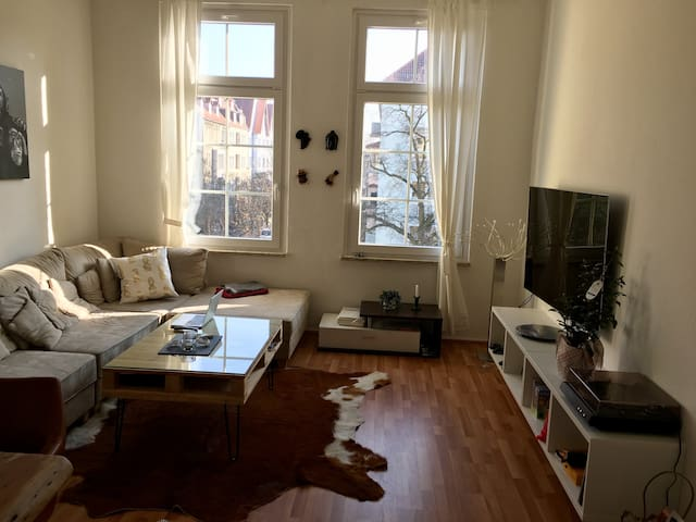 Best Located Apartment, near City and Faire CEBIT - Hannover - บ้าน