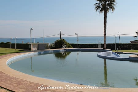 PENTHOUSE BEACHFRONT POOL - Alcossebre - Квартира